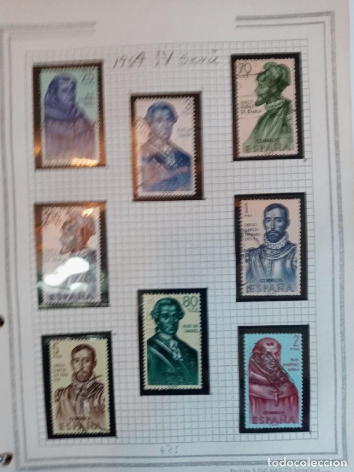 Sellos: Colección de sellos 1916 hasta 1971 - Foto 44 - 210207005