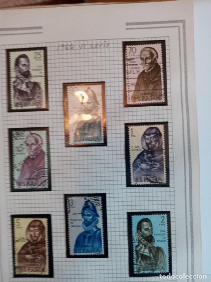 Sellos: Colección de sellos 1916 hasta 1971 - Foto 46 - 210207005