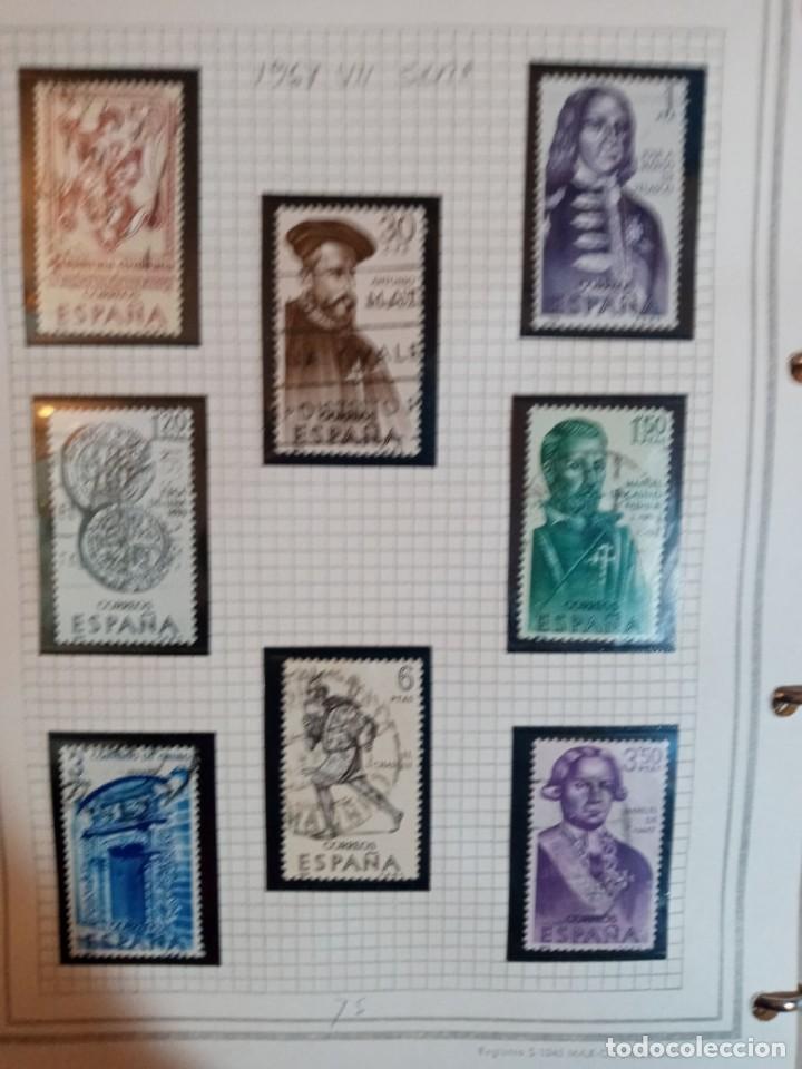 Sellos: Colección de sellos 1916 hasta 1971 - Foto 47 - 210207005