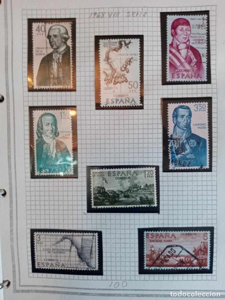 Sellos: Colección de sellos 1916 hasta 1971 - Foto 48 - 210207005