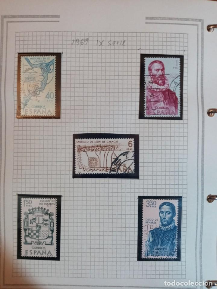 Sellos: Colección de sellos 1916 hasta 1971 - Foto 49 - 210207005