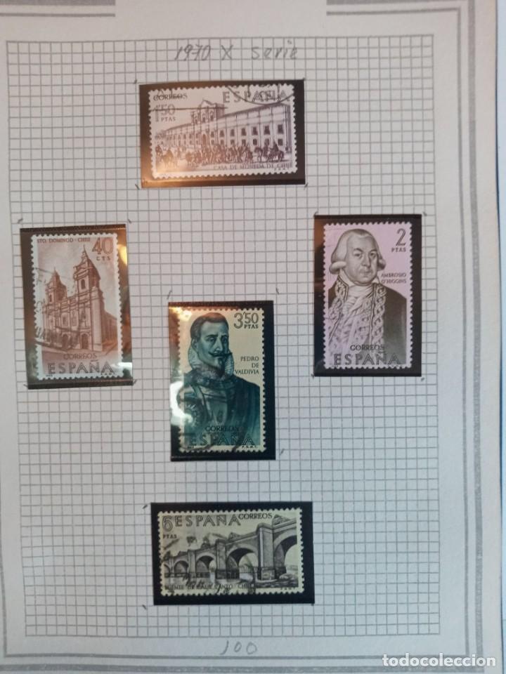 Sellos: Colección de sellos 1916 hasta 1971 - Foto 50 - 210207005