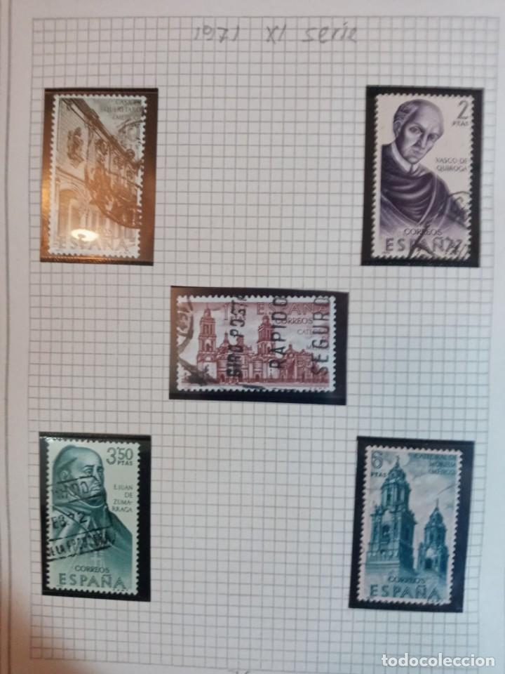 Sellos: Colección de sellos 1916 hasta 1971 - Foto 51 - 210207005
