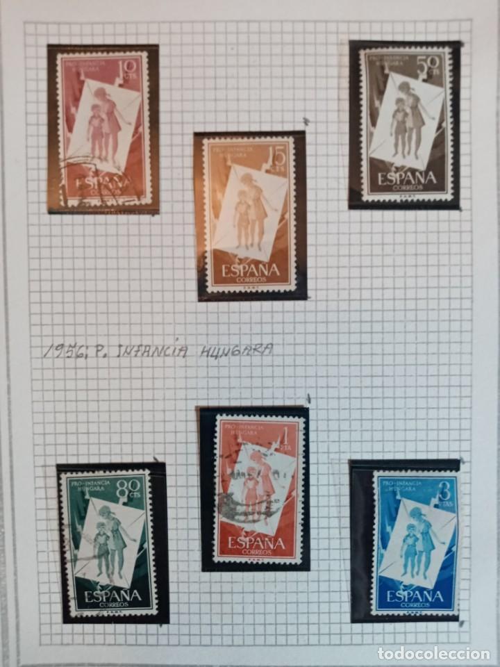 Sellos: Colección de sellos 1916 hasta 1971 - Foto 52 - 210207005