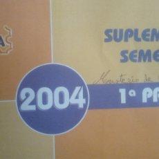Sellos: SELLOS ESPAÑA 2004. Lote 210582702