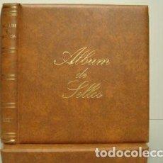 Sellos: ALBUM SELLOS BBB BEUMER. 15 ANILLAS. Lote 211994805
