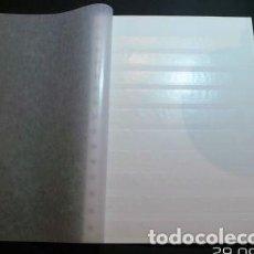 Sellos: HOJAS ESPERA FONDO BLANCO. Lote 211997455