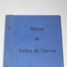 Sellos: ÁLBUM DE SELLOS DE CORREO - PHILOS - TAPAS - VACÍO - AÑOS 40-50. Lote 212346650