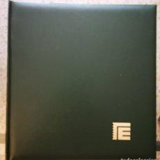 Sellos: SELLOS ESPAÑA - ALBUM EDIFIL CON HOJAS EDIFIL SIN MONTAR - AÑOS 2006 A 2011 - EN CATALAN. Lote 213994186