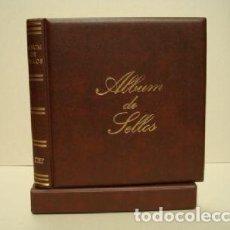 Sellos: ALBUM SELLOS BBB BEUMER. 15 ANILLAS. Lote 218611112