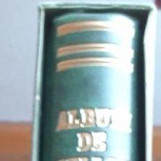 Sellos: ALBUM DE SELLOS FILABO VERDE SIN CORONA SEGUNDA MANO. Lote 218691501