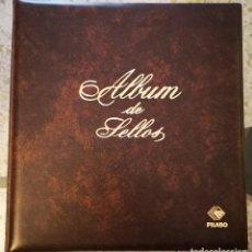 Sellos: SELLOS ESPAÑA - ALBUM FILABO CON FUNDA Y HOJAS FILABO SIN MONTAR - AÑOS 1994 A 1999. Lote 219245618