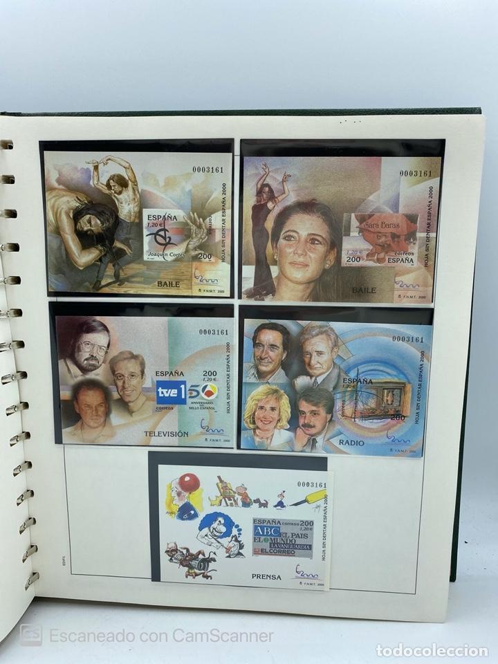 Sellos: ALBUM DE SELLOS CON SOBRES DE PRIMER DIA DE CIRCULACION Y HOJAS BLOQUE A PARTIR DEL AÑO 2001.VER - Foto 15 - 219838545
