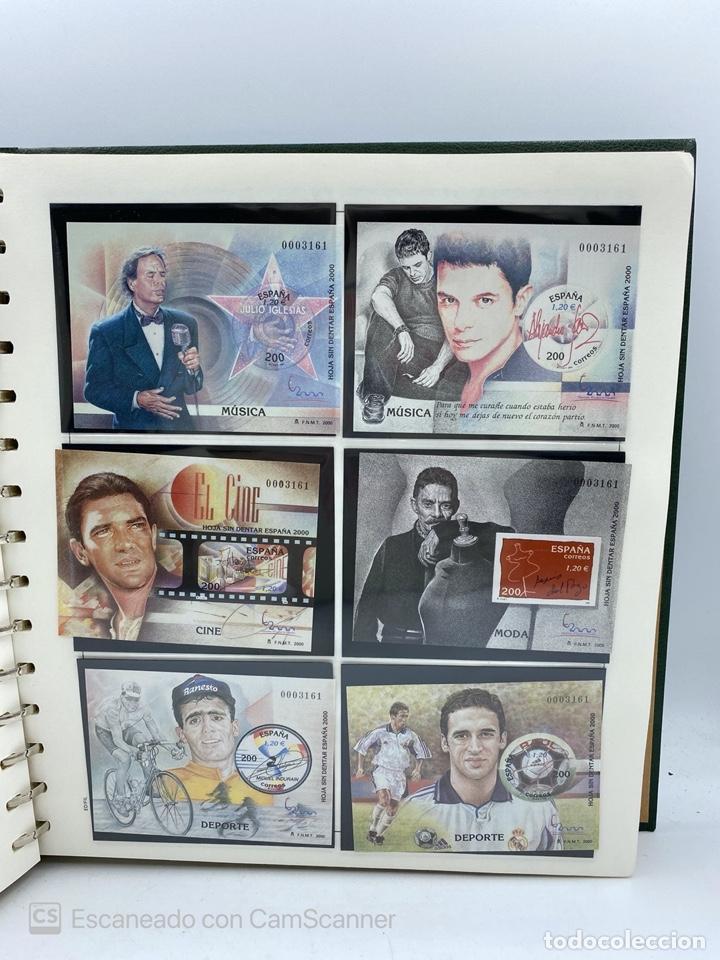 Sellos: ALBUM DE SELLOS CON SOBRES DE PRIMER DIA DE CIRCULACION Y HOJAS BLOQUE A PARTIR DEL AÑO 2001.VER - Foto 16 - 219838545
