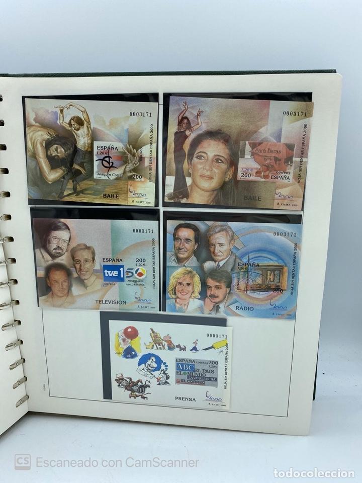 Sellos: ALBUM DE SELLOS CON SOBRES DE PRIMER DIA DE CIRCULACION Y HOJAS BLOQUE A PARTIR DEL AÑO 2001.VER - Foto 17 - 219838545