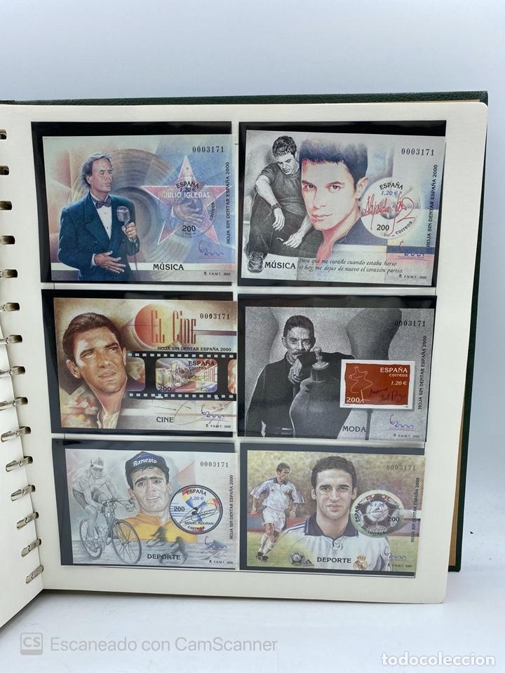 Sellos: ALBUM DE SELLOS CON SOBRES DE PRIMER DIA DE CIRCULACION Y HOJAS BLOQUE A PARTIR DEL AÑO 2001.VER - Foto 18 - 219838545