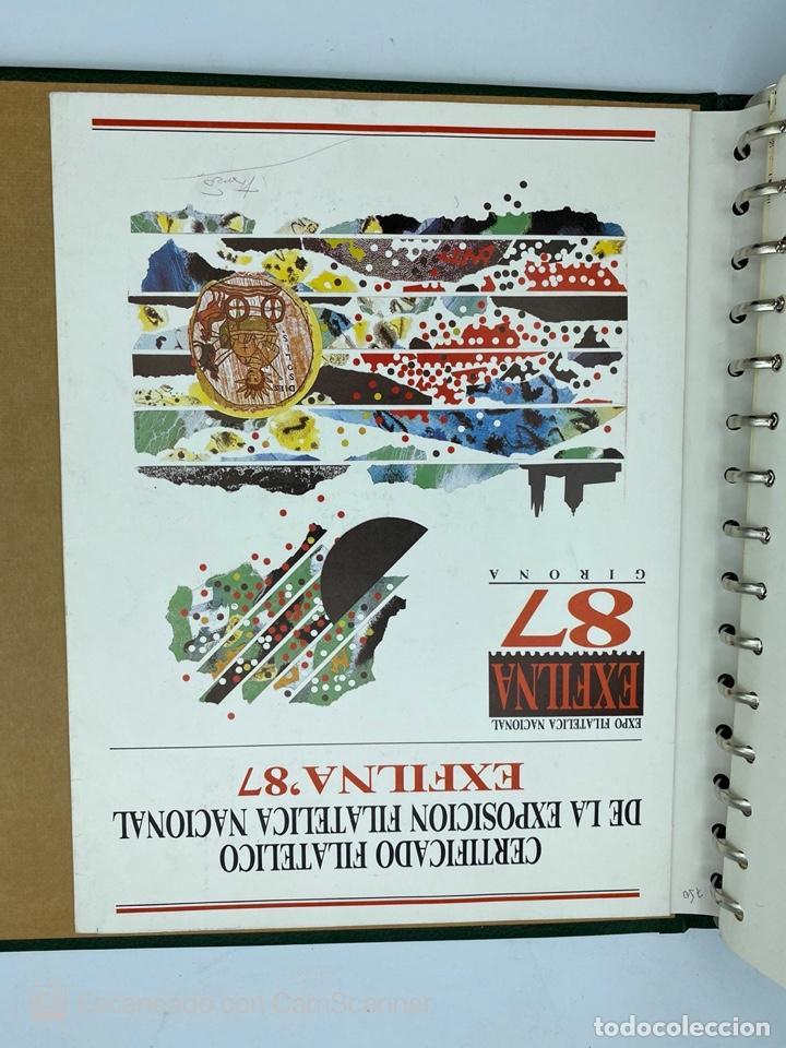 Sellos: ALBUM DE SELLOS CON SOBRES DE PRIMER DIA DE CIRCULACION Y HOJAS BLOQUE A PARTIR DEL AÑO 2001.VER - Foto 40 - 219838545