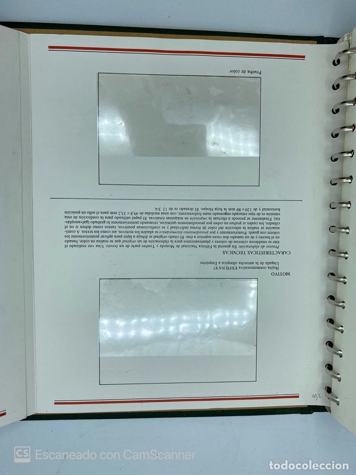 Sellos: ALBUM DE SELLOS CON SOBRES DE PRIMER DIA DE CIRCULACION Y HOJAS BLOQUE A PARTIR DEL AÑO 2001.VER - Foto 41 - 219838545