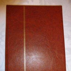 Sellos: 1 ALBUM PARA SELLOS DE BLOQUES DE 4 TRANSPARENTE FILABO 16 PAGINAS. Lote 226819595