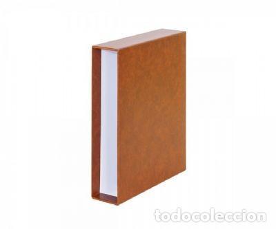 CAJETÍN PARA CLASIFICADOR DE SELLOS DE 64 PÁGINAS. (Sellos - Material Filatélico - Álbumes de Sellos)