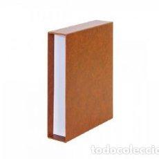 Sellos: CAJETÍN PARA CLASIFICADOR DE SELLOS DE 64 PÁGINAS.. Lote 236867105