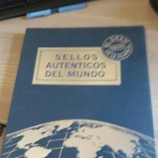 Sellos: SELLOS AUTENTICOS DEL MUNDO COMPLETO. Lote 252427775