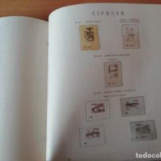 Sellos: ÁLBUM DE SELLOS EN CATALÁN 1990-1995. SIN SELLOS. Lote 252612005