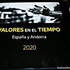 Sellos: VALORES EN EL TIEMPO -ESPAÑA Y ANDORRA 2020-COMPLETO ENVIO GRATIS. Lote 259944785
