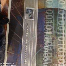 Francobolli: LIBRO DE CORREOS 2004 TESTIMONIOS DE VALOR SEGUNDA MANO. Lote 260446655