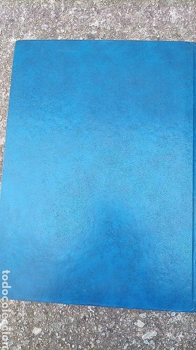 Sellos: CLASIFICADOR DE SELLOS ÁLBUM. AZUL.24 PAGINAS SEMINUEVO - Foto 5 - 260593820