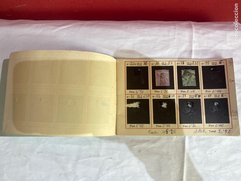 Sellos: Álbum sellos antiguos internacionales. Ver fotos - Foto 3 - 261791760