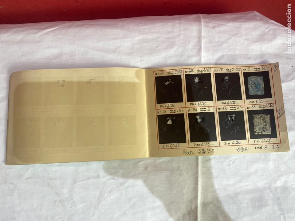 Sellos: Álbum sellos antiguos internacionales. Ver fotos - Foto 8 - 261791760