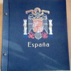 Sellos: ALBUM DE SELLOS DE ESPAÑA DAVO DEL AÑO 1945 AL 1973, ANDORRA INCLUIDA, COLECIÓN INCOMPLETA. Lote 262874570