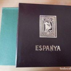 Sellos: ÁLBUM DE SELLOS EN CATALÁN 1983-1989. SIN SELLOS. Lote 263624685