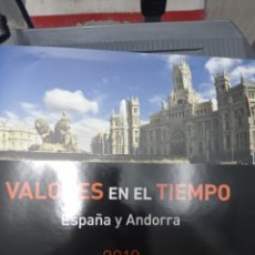 Timbres: LIBRO DE CORREOS 2019 MONTADO EN BLANCO SEGUNDA MANO. Lote 263880620