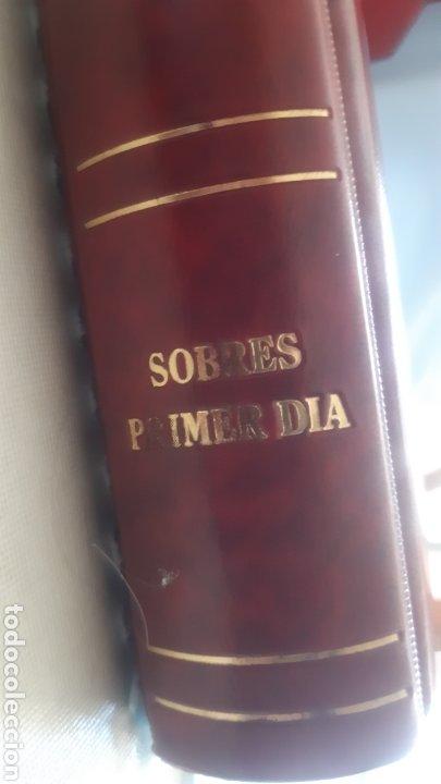 Sellos: ALBUM NACIONES UNIDAS SOBRES PRIMER DIA - Foto 5 - 264164424