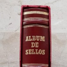 Sellos: ALBUM MARCA FILABO - COLOR ROJO CON TITULO DINAMARCA - DE 2ª MANO - EN MUY BUEN ESTADO - 4 FOTOS. Lote 270196083