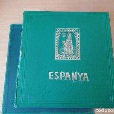 Sellos: ÁLBUM DE SELLOS EN CATALÁN 1965-1982. SIN SELLOS. Lote 278676843