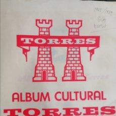 Sellos: ESPAÑA HOJAS DE ÁLBUM TORRES SIN MONTAR AÑOS 1975 AL 1979 (NUEVO). Lote 278836843