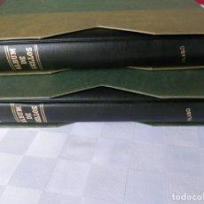 Sellos: DOS ÁLBUMES DE SELLOS FILABO 1970-1975 Y 1975-1980 PERFECTAMENTE CONSERVADOS FILOESTUCHES Y HOJAS. Lote 280921153