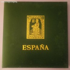 Sellos: ALBUM DEL II CENTENARIO - SELLOS ESPAÑA - VACIO - VER DESCRIPCIÓN. Lote 296860688