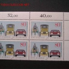 Sellos: ALEMANIA FEDERAL Nº YVERT 1100. AÑO 1986. Lote 23390695