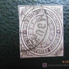 Sellos: BUREAU DE L,ALLEMAGNE DU NORD YVERT 1. Lote 26998335