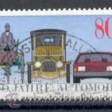 Sellos: ALEMANIA 1986. YVERT 1100. USADO. Lote 10287951