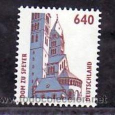 Sellos: ALEMANIA FEDERAL 1643 SIN CHARNELA, CATEDRAL DE SPEYER, . Lote 11308706