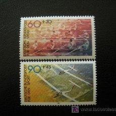 Sellos - ALEMANIA 1981 IVERT 926/27 *** - 12360964