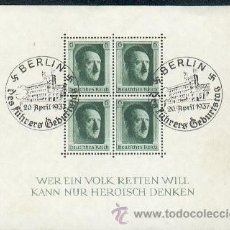 Sellos: ALEMANIA & III REICH (1). Lote 32176757