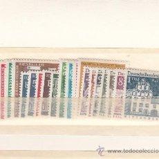 Sellos: ALEMANIA BERLIN 246/65 SIN CHARNELA, AÑO 1966 VALOR CAT 21.00 € +. Lote 32725997