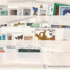 Sellos: ALEMANIA FEDERAL 914/49 SIN CHARNELA, AÑO 1981 VALOR CAT 55.60 € +. Lote 32726110