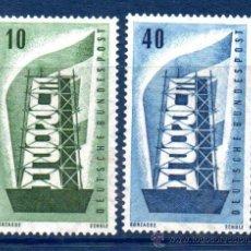Sellos: ALEMANIA FEDERAL.- YVERT Nº 117/18, EN NUEVO (ALEM-225). Lote 33368692